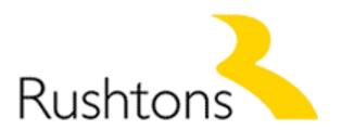 rushtons logo
