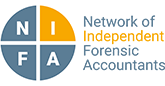 NIFA network of Independent Forensic Accountants Logo